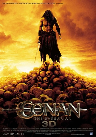 Conan The Barbarian Stasera su Rai Movie