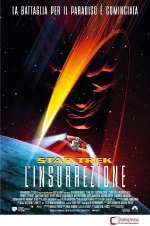 Star Trek - L'insurrezione Stasera su Deejay Tv Nove