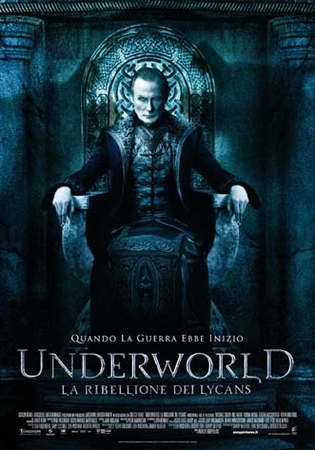 Underworld - La ribellione dei Lycans Stasera su TV8