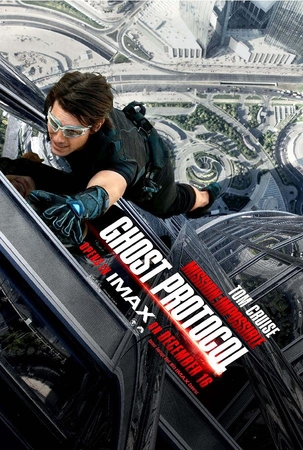 Mission: impossible - protocollo fantasma Stasera su Italia 1