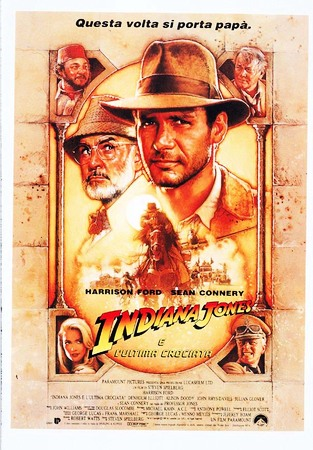 Indiana Jones e l'ultima crociata Stasera su TV8