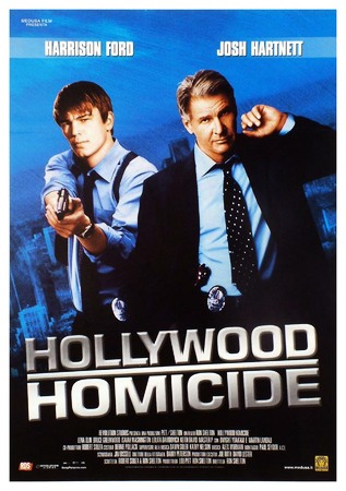 Hollywood homicide Stasera su Rete 4