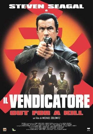 Il vendicatore -out for a kill Stasera su Italia 2