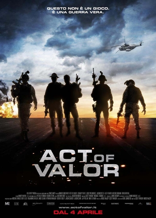 Act of valor Stasera su Italia 1