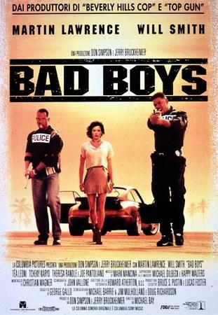 Bad boys Stasera su Iris