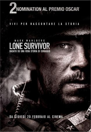 Lone survivor  Stasera su Italia 1