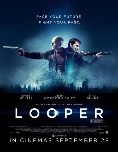 Looper - In fuga dal passato Stasera su Rai 4
