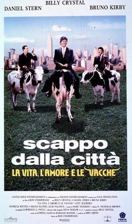 Scappo dalla città - La vita, l'amore e le vacche Stasera su Rai Movie