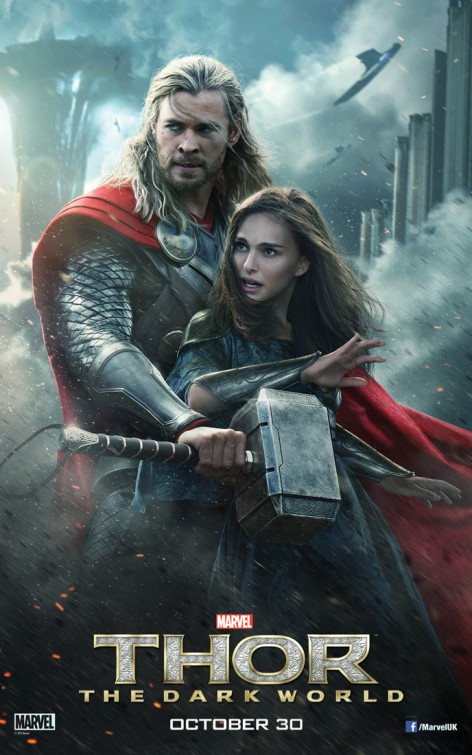 Thor - The Dark World Stasera su Rai 2