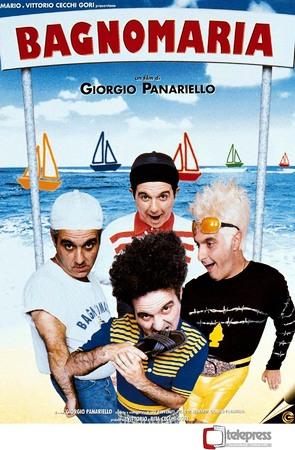 Bagnomaria Stasera su Italia 2