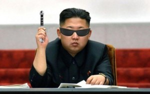 Kim Joung-un Man In Black