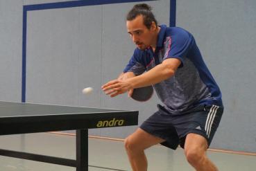 Marco Weis - Vereinsmeister A-Klasse