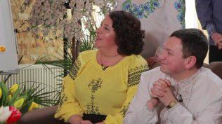 Надія Будій та Богдан Буяк