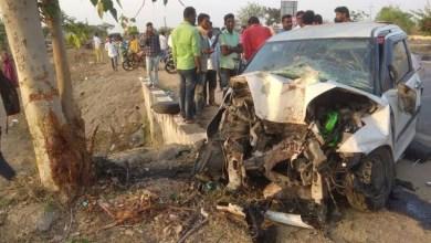 Photo of తెలంగాణలో ఘోర రోడ్డుప్రమాదం, Accident in Telangana state