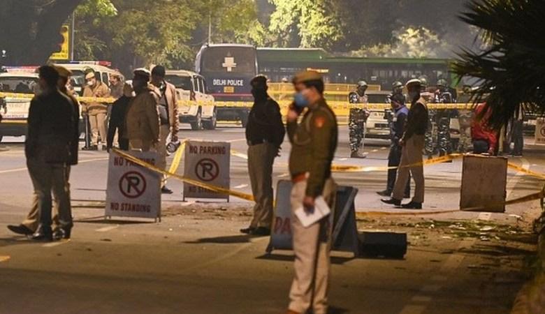 ఢిల్లీలో బాంబ్ పేలుడు, Bomb blast in Delhi