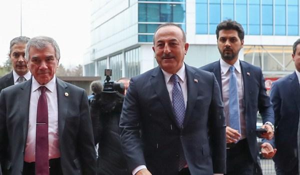 """Çavuşoğlu'ndan CHP'ye """"tezkere"""" ziyareti"""