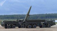 Rusya, Füze Günü'nü balistik füze ile kutladı