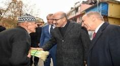 """Vali Demirtaş: """"Milletle devlet arasındaki kaynaşmayı hızlandıracağız"""""""