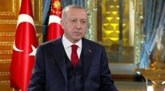 Erdoğan'dan flaş tezkere açıklaması