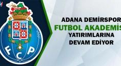 Adana Demirspor'a Porto modeli!