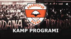 Adanaspor'un devre arası kamp programı belli oldu!