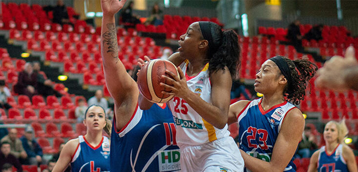 Adana Basketbol Kayseri deplasmanında galip! 93 – 97
