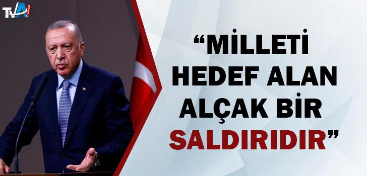 Erdoğan'dan gezi davasıyla ilgili ilk yorum!