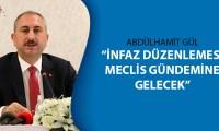 Adalet Bakanı açıkladı