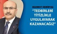 Adana İl Pandemi Kurulu toplantısı yapıldı
