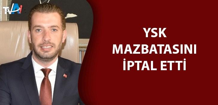 Kadir Aydar görevden alındı