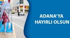 Adana'da salgına karşı dezenfeksiyon tüneli