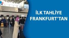 Yurtdışındaki Türk vatandaşların tahliyesine başlandı