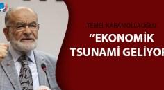 Karamollaoğlu hükümete tavsiyelerde bulundu.