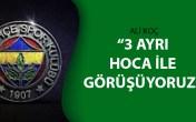 Fenerbahçe Başkanı Ali Koç'tan açıklama