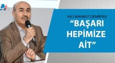 Adana'da 'normalleşme' toplantısı yapıldı