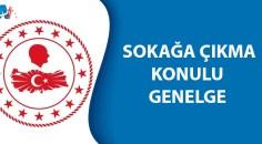 İçişleri Bakanlığı 81 İl Valiliğine gönderdi