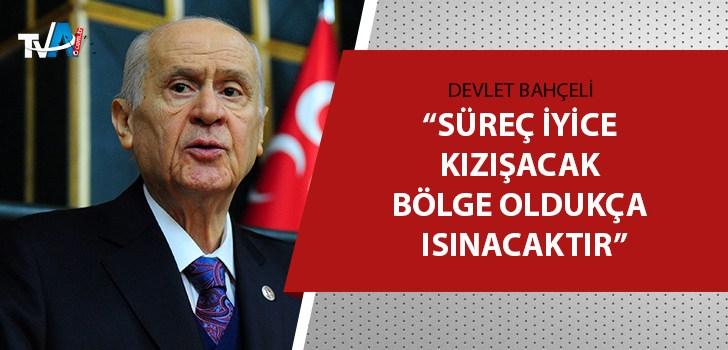 MHP Genel Başkanı Bahçeli açıkladı