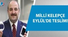 Sanayi ve Teknoloji Bakanı Mustafa Varank açıkladı