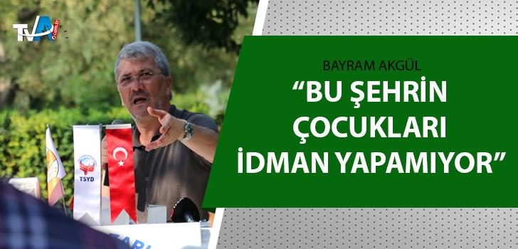 Adanaspor Başkanı Akgül gazetecilerle bir araya geldi
