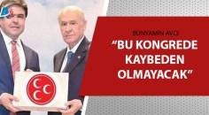 MHP İl Başkanı Avcı açıkladı