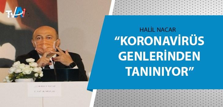 Adana İl Sağlık Müdürü Dr. Halil Nacar açıkladı