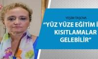 Bilim Kurulu Üyesi Prof. Dr. Taşova açıkladı