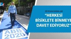Adana'ya 135 km bisiklet yolu yapılacak!