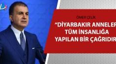 Ömer Çelik'ten HDP'li vekile sert tepki
