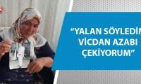 Verdiği ifade nedeniyle kocası müebbet cezası aldı