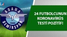 Adana Demirspor 'dan önemli açıklama