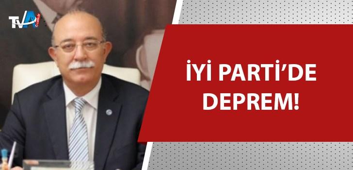 İYİ Parti'de ihraç ve istifa!