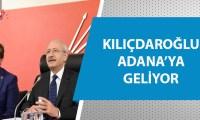 Çukurova Belediye Başkanı Çetin duyurdu
