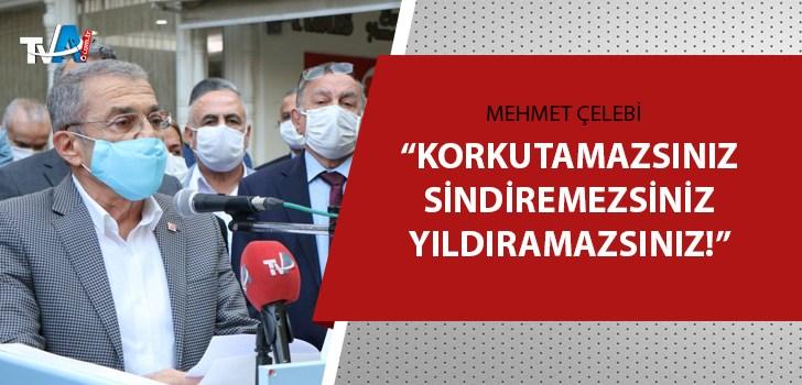 CHP Adana'dan Kılıçdaroğlu'na tehdide sert tepki!