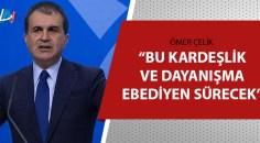 Çelik'ten Azerbaycan'ın zaferine ilişkin açıklama